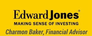 EDWARD JONES - Charmon Baker